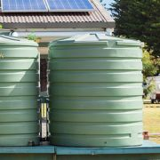 Water tanks and storage systems