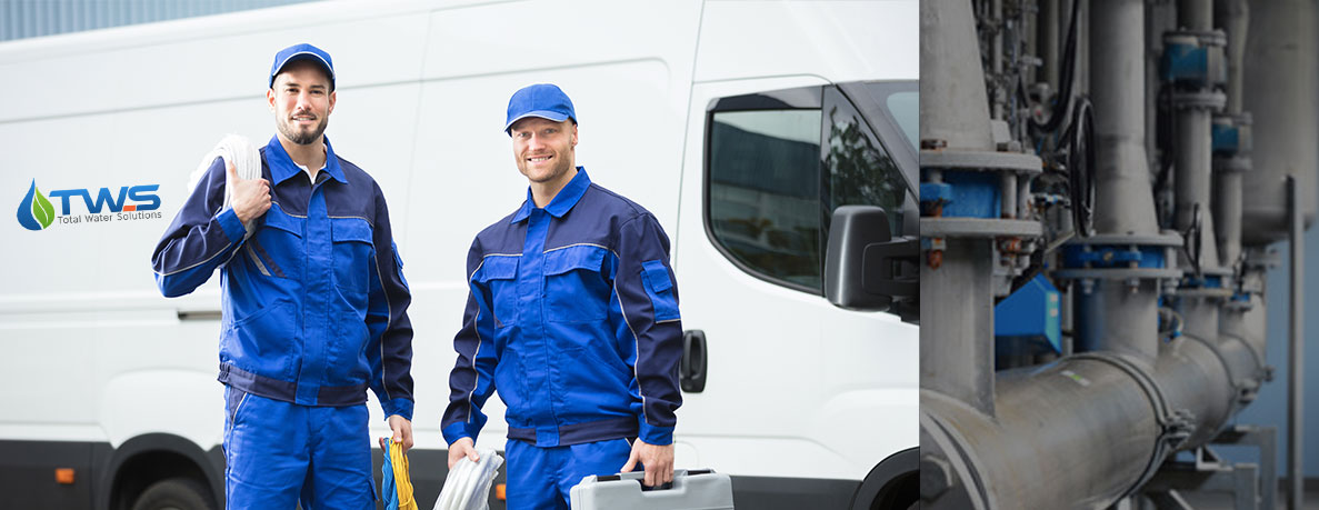 Total Water Solutions Servicemen