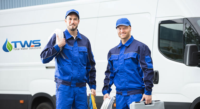 Total Water Solutions Servicemen Mobile